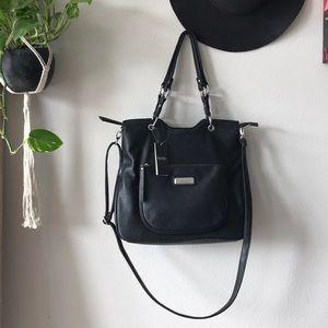 NWT Nicole Miller NY black book bag